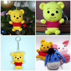 Winnie the Pooh - Free Pattern