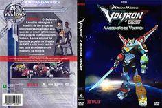 W50 Produções CDs, DVDs & Blu-Ray.: Voltron - O Defensor Lendário - Lançamento 2017