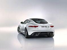 Dit zijn de eerst foto's van de Jaguar F-Type Coupe