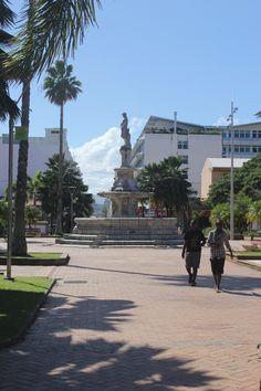 New Caledonia Place des Cocotiers, Noumea City Centre