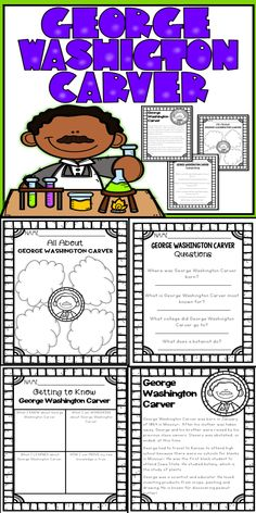 FREE on TPT! Are your students doing a Black History Month research project? This African American History Activity Set includes everything you need to help your students learn about the historical figure's contribution to African American history. Activities Included: •Poster (in color) •Coloring Sheet •Graphic Organizer for Facts •Fact Sheet with important information on the historical figure •Bubble Map •Synthesizing (KWL Chart) Activity •Passage and Questions •Writing Prompt