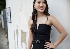 {Fall Lookbook: The Structured Jumpsuit}