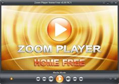 Zoom Player Home Free Download Full PC Software Play Movies