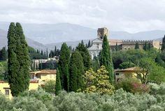 Florence Italy ✈ Destination Wedding Guide: San Miniato al Monte