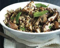Quinoa Risotto  | LCBO Food & Drink - Autumn 2011