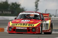 Porsche 935/78 (Chassis 930 890 0011 - 2007 Le Mans Series Nurburgring 1000 km) High Resolution Image