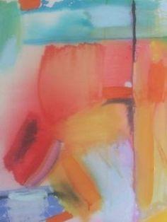 """Saatchi Art Artist Sarah Stokes; Painting, """"i'm not afraid of you"""" #art"""
