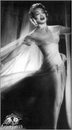 Beautiful...Marlene Dietrich