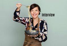 BLOG: Louisa Lorang om at lave opskrifter til bøger og mad på TV