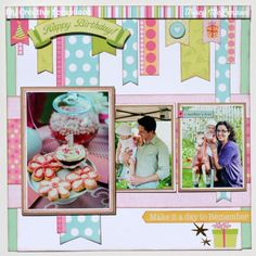 Image result for photoplay live free scrapbook layouts