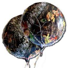 camo balloons