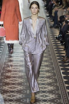 Tory Burch Fall 2016 Ready-to-Wear Fashion Show
