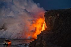 Centuries of eruptions on the Big Island have created hidden networks of passages beneath volcanoes.