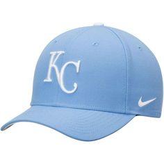 Kansas City Royals Nike Wool Classic Adjustable Performance Hat - Light Blue - $23.99