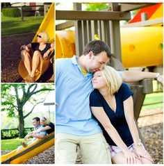 playground engagement session  alumbraphotoblog.com