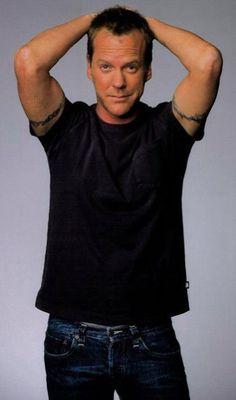 Meet Kiefer Sutherland!!!