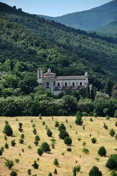 Near Spoleto, Italy