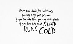 bad blood lyrics by bastille