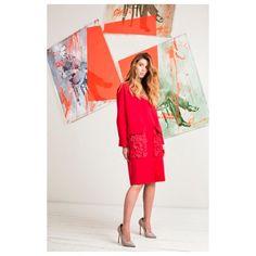 #red #coat #kashmir #lookbook #enteley  двустороннее пальто из кашемира ручной работы