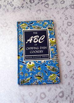 Peter Pauper Press Cookbook by SleepyOwlVintage on Etsy, $6.00
