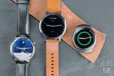 Smartwatch Vergleich 2015