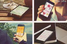 Idézetes mobilhátterek