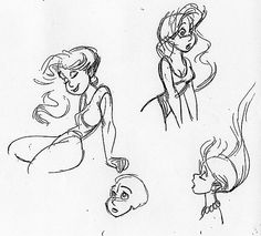 """The Little Mermaid"" 
