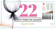 WHOA! Stop everything you're doing right NOW! You have to check this post out. 27 Beauty Finds to buy on Amazon right NOW!