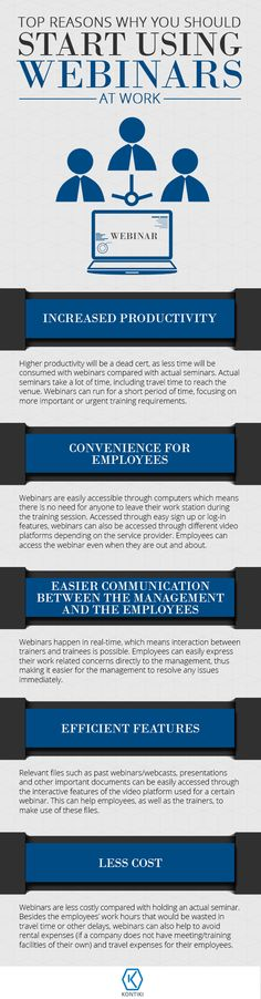 Top Reasons Why You Should Start Using Webinars at Work Network Infrastructure, Increase Productivity, Continue Reading, Insight, Infographic, Top, Infographics, Crop Shirt, Shirts