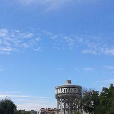 De Madrid al cielo pasando por el matadero  #madrid #madridmemola  #igersmadrid  #matadero