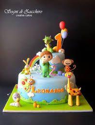 Resultado de imagen para baby tv cakes
