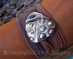silver wrapped jewelry - Google Search