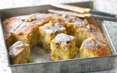 Φανουρόπιτα - iCookGreek Greek Sweets, Greek Desserts, Greek Recipes, Greek Cake, Eat Greek, Sweets Recipes, Baking Recipes, Sweet And Salty, Different Recipes
