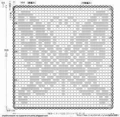 Мобильный LiveInternet Интересные модели в технике филе, со схемами   olga_knoll_2 - Дневник olga_knoll_2  