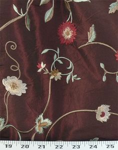 Elle Claret | Online Discount Drapery Fabrics and Upholstery Fabric Superstore!