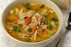 Chinese chicken soup The post Chinese chicken soup appeared first on Woman Casual. Asian Recipes, Beef Recipes, Soup Recipes, Chicken Recipes, Healthy Recipes, Ethnic Recipes, Recipe Chicken, Meatball Recipes, Chinese Chicken