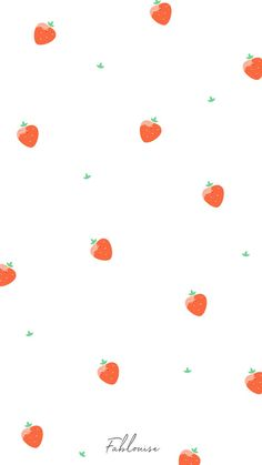 Be Positive ♥ — STRAWBERRY WALLPAPERS From