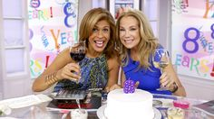 Kathie Lee and Hoda celebrate 8 years on TODAY: See the highlights!