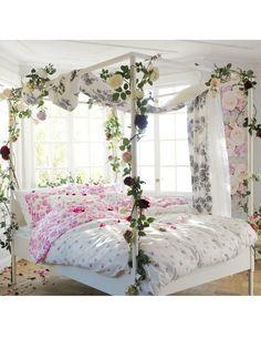 Elegant Himmelbett Schlafzimmer Ideen, Kleines Schlafzimmer Einrichten, Kinder  Zimmer Ideen, Himmelbett, Jugend Zimmer
