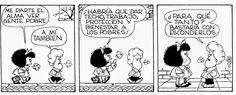 ¡Grandes 50 años Mafalda !