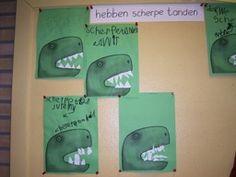 jufjanneke.nl - Tijd van dinosaurussen