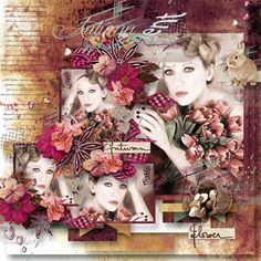 "Kit ""Bewitching Autumn"" by Doudou's designs http://digital-crea.fr/shop/?main_page=index&manufacturers_id=107&zenid=c3ec2873c715a19990dc82b9c30d6b2c Template ""Touch of Autumn 3 "" by Tinci http://scraporchard.com/market/Tinci-Designs/ Photo by Muse 1908 - deviantart"