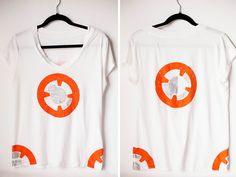 BB-8 t-shirt costume