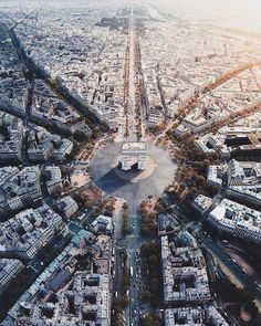 #ArcdeTriomphe #Paris #France