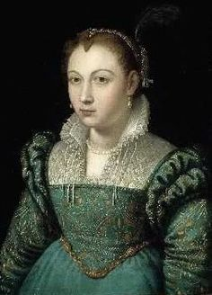 Looks like Sofonisba Anguissola's work.