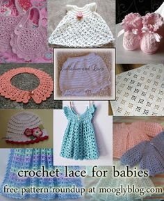 Free Crochet Patterns Baby Blankets | mooglyblog.comHere are 10 free patterns that