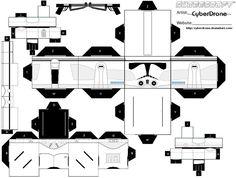 star wars papercraft - Taringa!