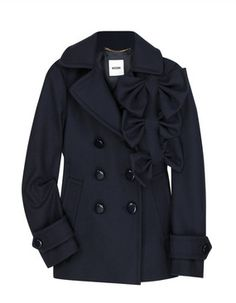 Just Dandy by Danielle: Bow Coats