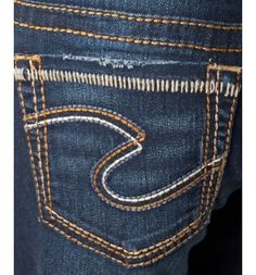 Silver Jeans :)