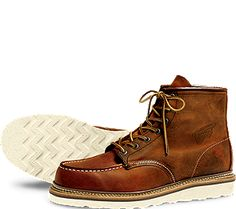 Red Wing Heritage Style